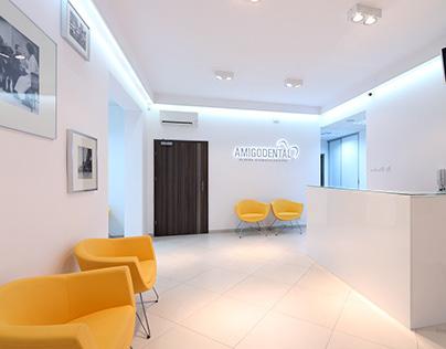 AMIGODENTAL Dental Clinic | Interior photography