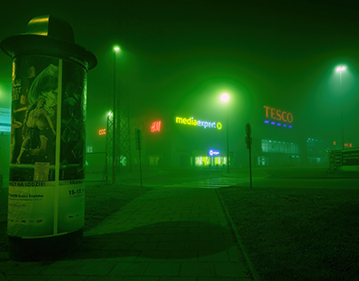 Green fog - part II