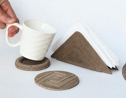KAHVIA - Biomaterial de café