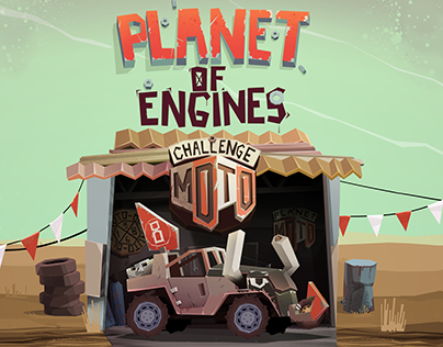 Planet Of Engines