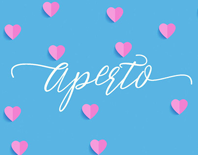 FREE Aperto Script Font