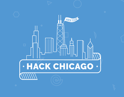 Hack Chicago poster