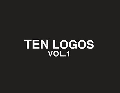 TEN LOGOS VOL.1