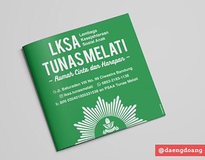 Layout Design: LKSA Tunas Melati