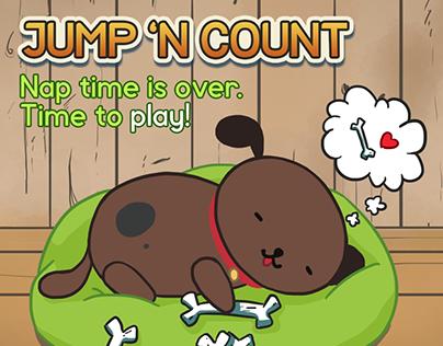 Publicidad Jump n' Count