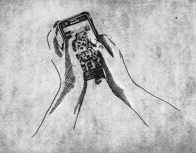 Tecnología Muerta // Aguafuerte