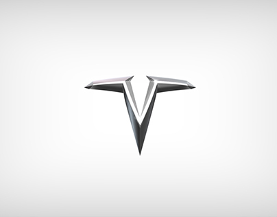 Tesla - logo concept (redesign)