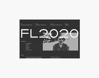CV — 2020