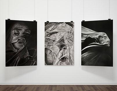 BREAK-THROUGH - Portrait Series