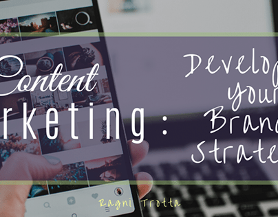 Content Marketing By Ragni Trotta
