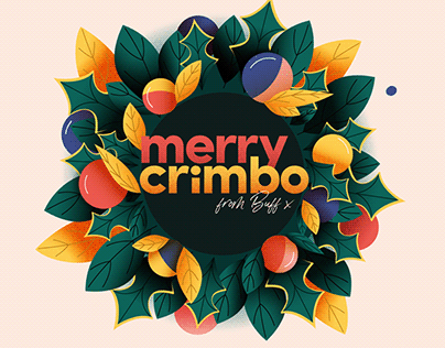Buff Christmas Card 2020