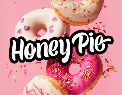 Honey Pie Typeface