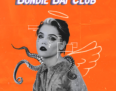 BONDIE BAT CLUB - COVER ART