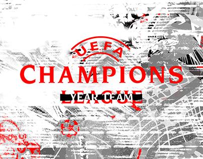 Champions League Year Team x Adidas
