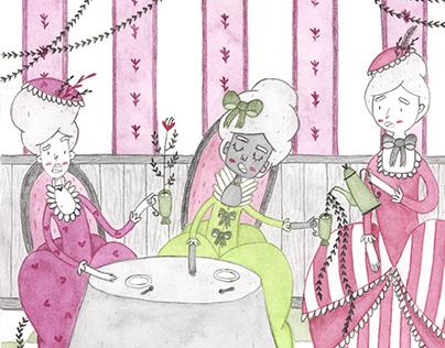Rococo girls