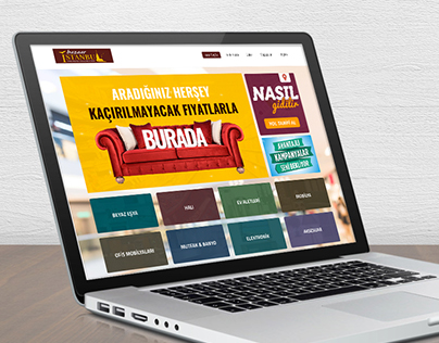 Bazaar İstanbul | Web Site Tasarımı