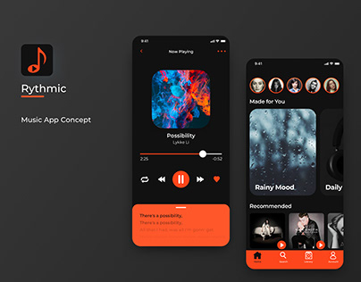 Rythmic - Music App