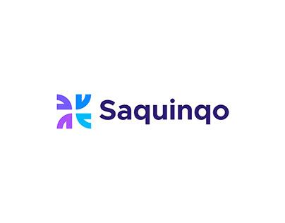 Saquinqo Logo Design - Medical Logo