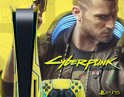 PS5® Cyberpunk 2077 Limited Edition Bundle