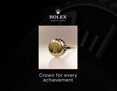 Rolex — redesign website