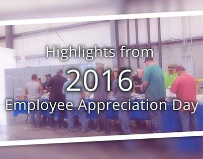 Ameristar 2016 Employee Appreciation Campaign