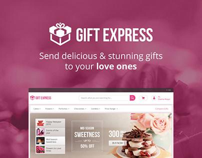 Ecommerce - Old Website