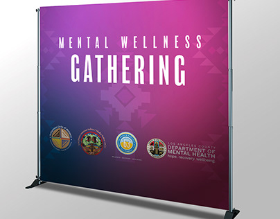 Promotional collateral: Indigenous Circle of Wellness