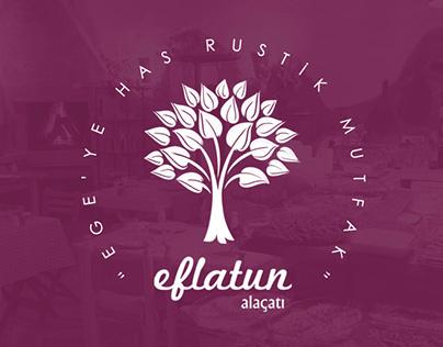 Eflatun Alaçatı Restaurant Website