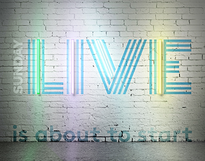 Sunday live - is about to start