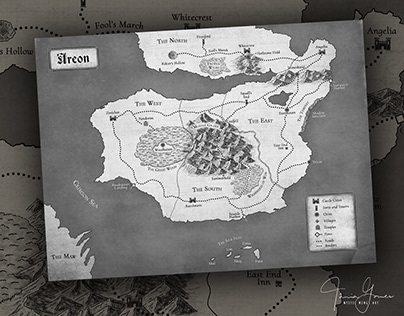 Areon Map