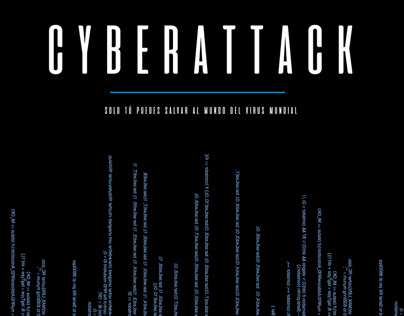 CYBERATTACK - Interactive game