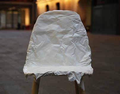Crumpled Chair (2014)