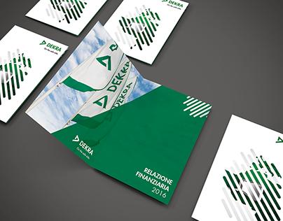 DEKRA | Bilancio Consolidato 2016