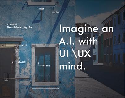 A.I for Designers