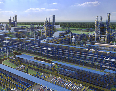 Amur Gas Processing Plant