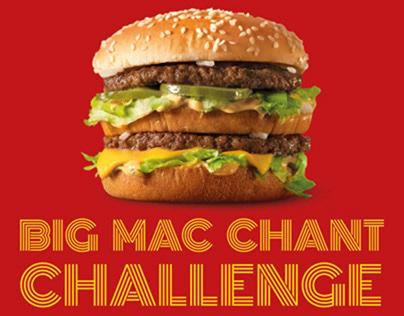 """McDonald's - """"Big Mac Chant"""""""