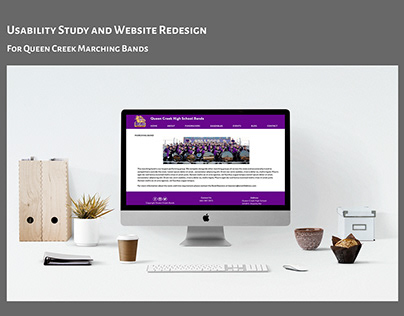 Usability Study and Website Redesign