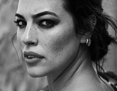 Bazaar Bride Ashley Graham