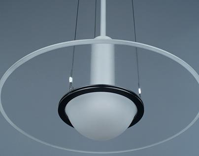 Sombrero Lamp