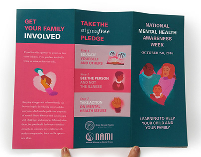 National Mental Health Awareness Week 2016: Brochure