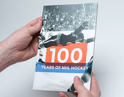 100 Years of NHL Hockey