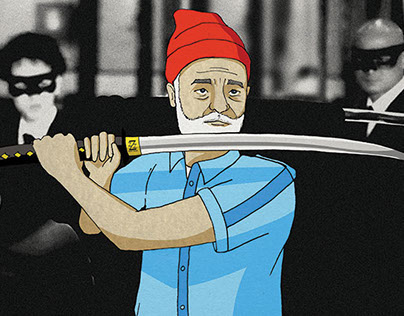 Kill Bill Murray