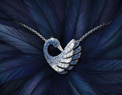 Swarovski Fine Jewelry 125th Anniversary Campaign