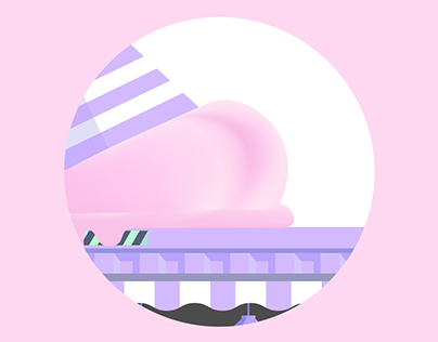 RabbitPoop container restaurant