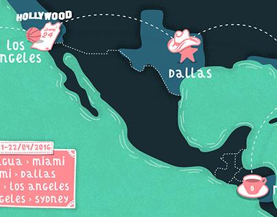 WHEREIWAS ILLUSTRATED MAP #10