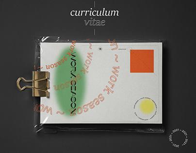 Curriculum Viate / Hoja de vida