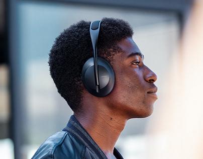 Bose Headphones 700 webdesign