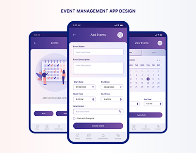 Event Management App