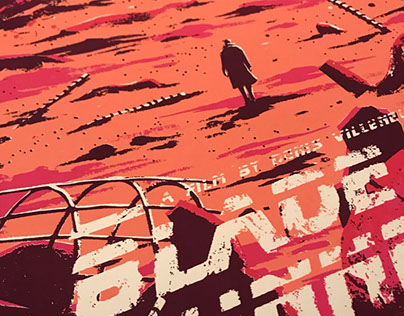 Blade Runner 2049 x Screenprint