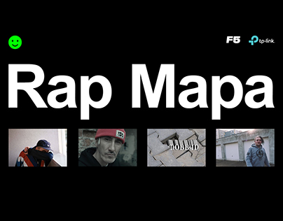 F5 RapMapa 2K17 - Leading trends in polish hip-hop